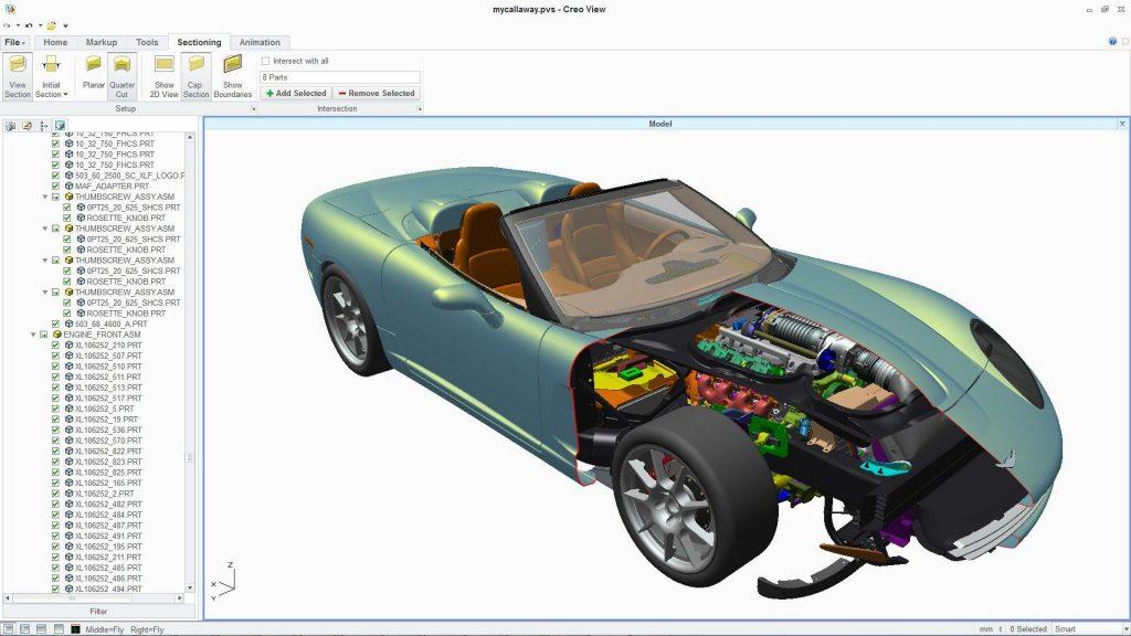Creo CAD Software